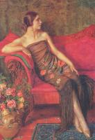 George Owen Wynne Apperley : rosa granadina