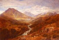 George Vicat Cole : A Welsh Landscape