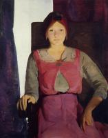 George Wesley Bellows : Garaldine Lee