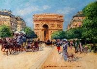 Georges Stein : A Sunny Day In Paris