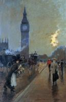 Georges Stein : A View of Big Ben London