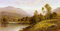 Alfred Glendening : Early Evening, Cumbria
