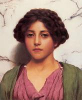 John William Godward : A Classical Beauty
