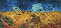 Vincent Van Gogh : Wheatfield with Crows