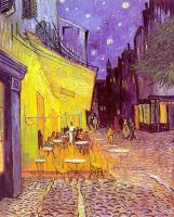 Vincent Van Gogh : Cafe Terrace at Night