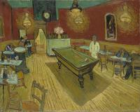 Vincent Van Gogh : The Night Cafe