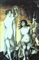 Hans Baldung Grien : Sacred and Profane Love