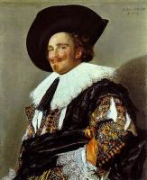 Frans Hals : The Laughing Cavalier