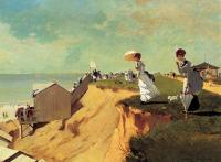Winslow Homer : Long Branch, New Jersey