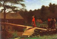 Winslow Homer : The Morning Bell