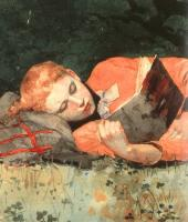 Winslow Homer : The New Novel, detail