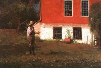 Winslow Homer : The Rustics