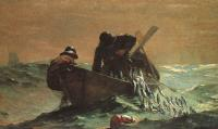 Winslow Homer : The Herring Net