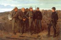 Winslow Homer : Prisoners From the Front