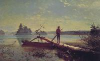 Winslow Homer : An Adirondack Lake