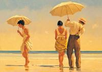 Jack Vettriano : Mad Dogs