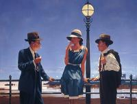 Jack Vettriano : The Game of Life