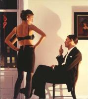 Jack Vettriano : Night in the City