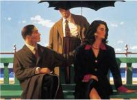 Jack Vettriano : Someone Else's Baby