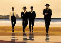 Jack Vettriano : The Billy Boys