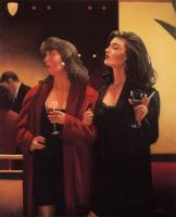 Jack Vettriano : Girls Night