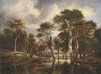Jacob Van Ruisdael : The Hunt