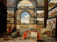 Jan Van Kessel : The Continent of Africa