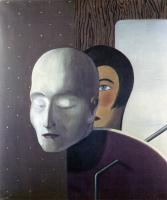 Rene Magritte : he is not speaking
