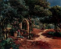 Manuel Garcia Y Rodriguez : At The Well