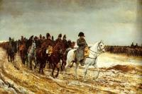 Jean-Louis Ernest Meissonier : The French Campaign