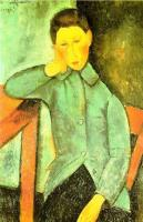 Amedeo Modigliani : The Boy