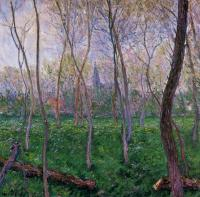 Claude Oscar Monet : Bennecourt II