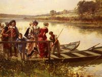 Adrien Moreau : At The Ferry