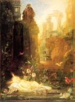 Gustave Moreau : Young Moses