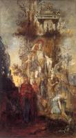 Gustave Moreau : The Muses Leaving Their Father Apollo to go and Enlighten the World