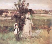 Berthe Morisot : Hide and Seek