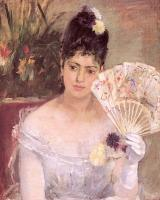 Berthe Morisot : At the Ball