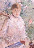 Berthe Morisot : Summer (Young Woman by a Window)