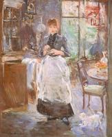 Berthe Morisot : In the Dining Room