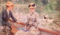 Berthe Morisot : A Summer's Day