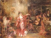 Pablo Juan Salinas : The Spanish Dancer