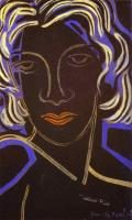 Francis Picabia : Face of a Woman