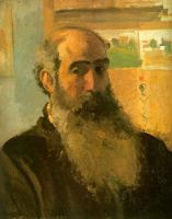 Camille Pissarro : Self-Portrait