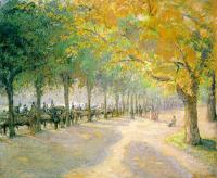 Camille Pissarro : Hyde Park, London