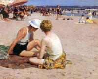 Edward Henry Potthast : A Summer Vacation