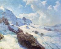 Edward Henry Potthast : In Cloud Regions