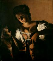 Carlo Saraceni : Judith and the head of Holofernes