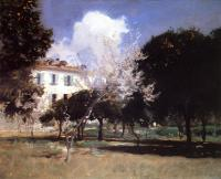 John Singer Sargent : House and Garden