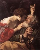 Hendrick Terbrugghen : The Deliverance of St Peter