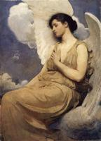 Abbott Handerson Thayer : Winged Figure